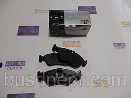 Гальмівні колодки, задні VW LT, MB Sprinter 3 серія ROADHOUSE 258000
