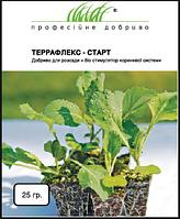 Добриво 'ТЕРРАФЛЕКС - СТАРТ' для розсади + біостимулятор кореневої системи (25 г)