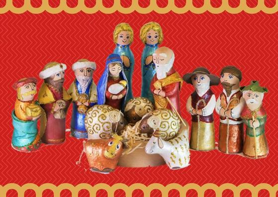 Рождественская шопка
