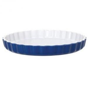 Форма круглая Emile Henry 30 см синяя 536000