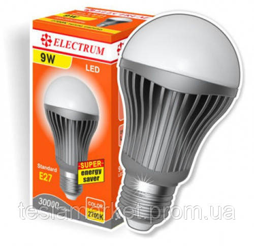 Светодиодные лампочки ELECTRUM