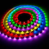 Лента светодиодная SMD5050 60LED 14,4W RGB влагозащищенная