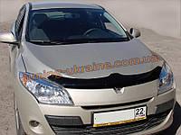 Дефлекторы капота Sim для Renault Megane Хетчбэк 2008-2015