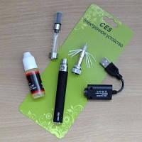 Электронная сигарета eGo CE5 1100 мAч разборная с жидкостью