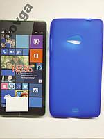 Чехол силикон накладка Microsoft Lumia 535 (Nokia)