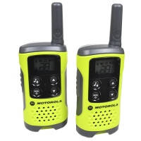 Рация Motorola TLKR T41, комплект 2шт. (PMR446, 0.5Вт), зеленая