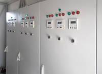 Система автоматизированного управления веерной насосной станцией грунтового водозабора
