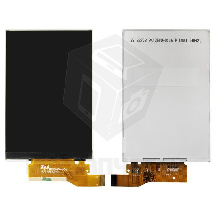Дисплей для мобильных телефонов Alcatel One Touch 4007 Pixi, One Touch 4015 POP C1 Dual Sim, One Touch 4018 PO