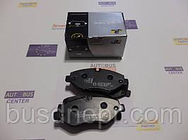 Тормозные колодки, передние(не спарка) MB Sprinter, VW Crafter 06- ROADHOUSE 2124500