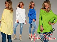 Платье женское туника в моде свободная стильная от производителя