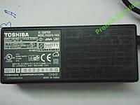 Зарядка к ноутбуку Toshiba 15V 3A 2pin