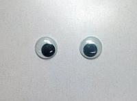 """Глазки для игрушек """"бегающие"""", №10."""
