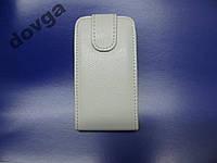 Чехол-книжка флип Nokia 210 белый