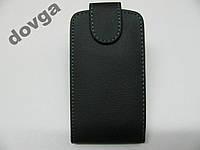Чехол-книжка флип Microsoft Lumia 510 Nokia черный