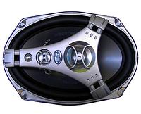 Акустика Boschmann XLR-9949S (пара) 160*230 мм