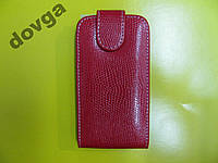 Чехол-книжка Microsoft Lumia 530 Nokia красный