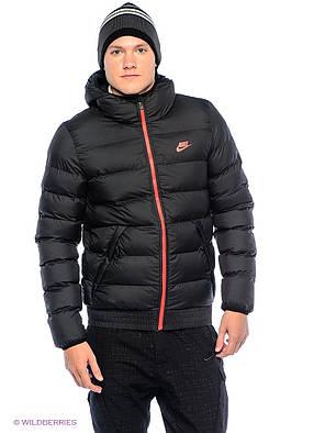 Куртка NIKE JACKET HOODED WERE 646993-011 (Оригинал), фото 2