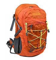 Рюкзак Туристический нейлон Royal Mountain 8343-22 orange, рюкзак для походов, оранжевый