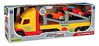 """Tigres """"Super Truck с авто формула"""" (Wader) 36620"""