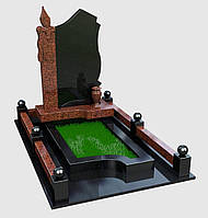 Памятник свечка