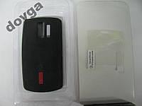 Чехол силиконовый Capdase Nokia Asha205 + пленка