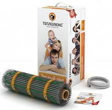 Теплый пол двухжильный нагревательный мат Теплолюкс Tropix МНН 130-1,0