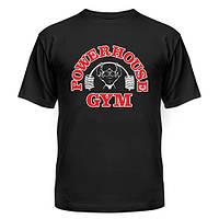 Мужская футболка powerhouse gym