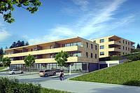 Готовый проект трехэтажной гостиницы с использованием альтернативных источников энергии № 3