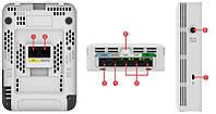 Точка доступа Cisco 802.11ac Wave 2 1810w, 2x2:2, 3 GbE; E Domain, AIR-AP1810W-E-K9