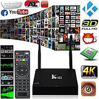 KIII 4K 2/16 gb Smart tv box