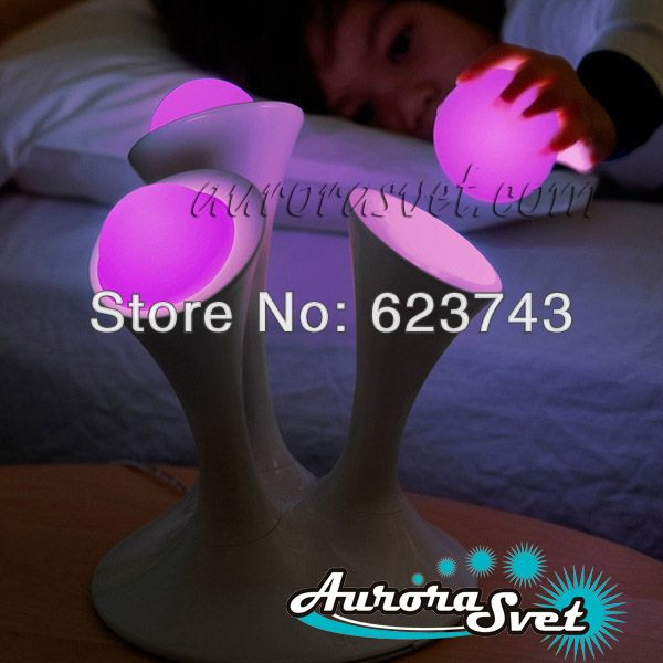 Ночник Aurorasvet Magic balls