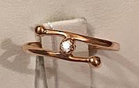 Кольцо золотое 585*,арт.3237 d