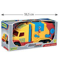 Super Truck Мусоровоз маленький (Wader) 36580