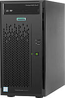 Сервер HPE ML10 Gen9 E3-1225v5 3.3GHz/4-core/1P 8GB 2x1TB SATA Intel RST DVDRW 3Y Twr, 838124-425