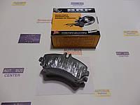 Тормозные колодки передние(спарка) MB Sprinter, VW Crafter 06- BRP LP1981