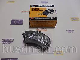 Тормозные колодки передние (cпарка) VW Crafter 06- BRP LP1981