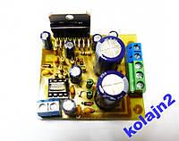 Моно УНЧ 100Вт TDA7294 с пред. ус. на NE5532