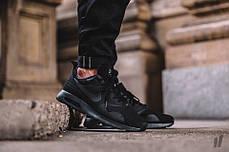 Кроссовки Nike Air Max Tavas Black 705149-010 (Оригинал), фото 3