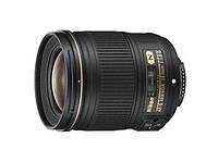 Объектив Nikon 28mm f/1.8G AF-S, JAA135DA