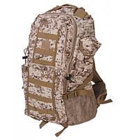 Рюкзак Туристический нейлон Innturt Middle A1023-1 camouflage,рюкзак для походов, песчаная буря