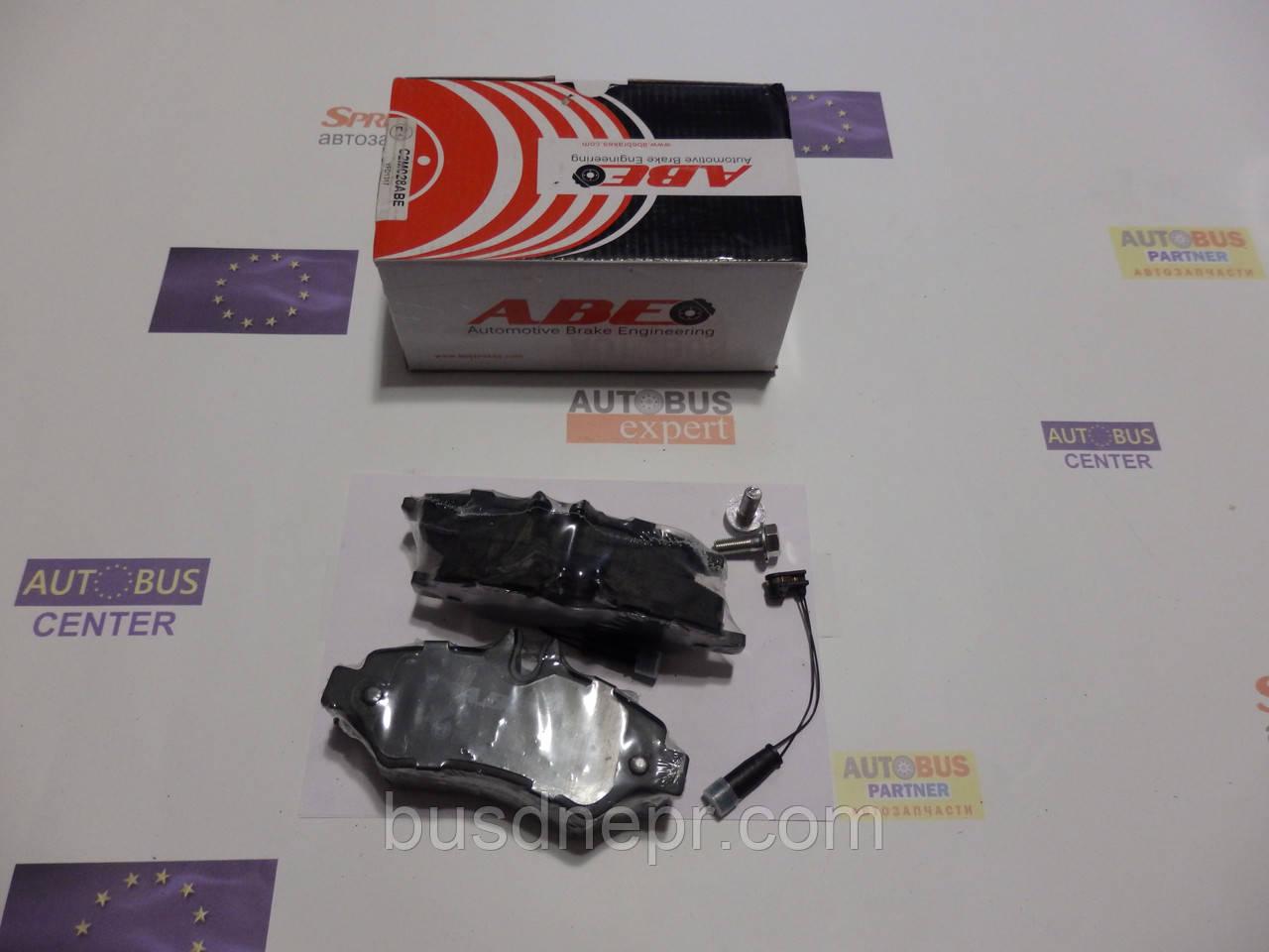 Тормозные колодки, задние , MB Sprinter 906, VW Crafter 06- ABE C2M028ABE