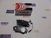 Колодки тормозные задние , MB Sprinter 906/Спринтер 906, VW Crafter/Крафтер 06- ABE C2M028ABE