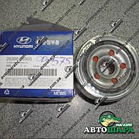 Фильтр масляный Hyundai Accent 06-/Coupe 07-/Elantra 06-/Getz 06-/H-1 07-/I30 07-/Matrix 08-/SONATA NF 04-/TIB