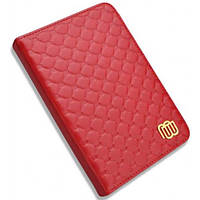 Чехол MB Leather Cover Quilted Red with LED light for Kindle 5/Kindle 4 (MB28832)