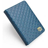 Чехол MB Leather Cover Quilted Blue with LED light for Kindle 5/Kindle 4 (MB28863)