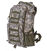 Рюкзак Туристический нейлон Innturt Middle A1023-2 camouflage, рюкзак с дополнительными карманами