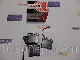 Гальмівні колодки задні MB Vito/Віто 638 ABE C2M005ABE
