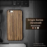 Чехол для iPhone 6 6S Rock Grained дерево
