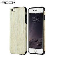 Чехол для iPhone 6 6S Rock Grained дерево, фото 1