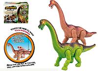 Игрушка детская Динозавр бронтозавр музыкальный